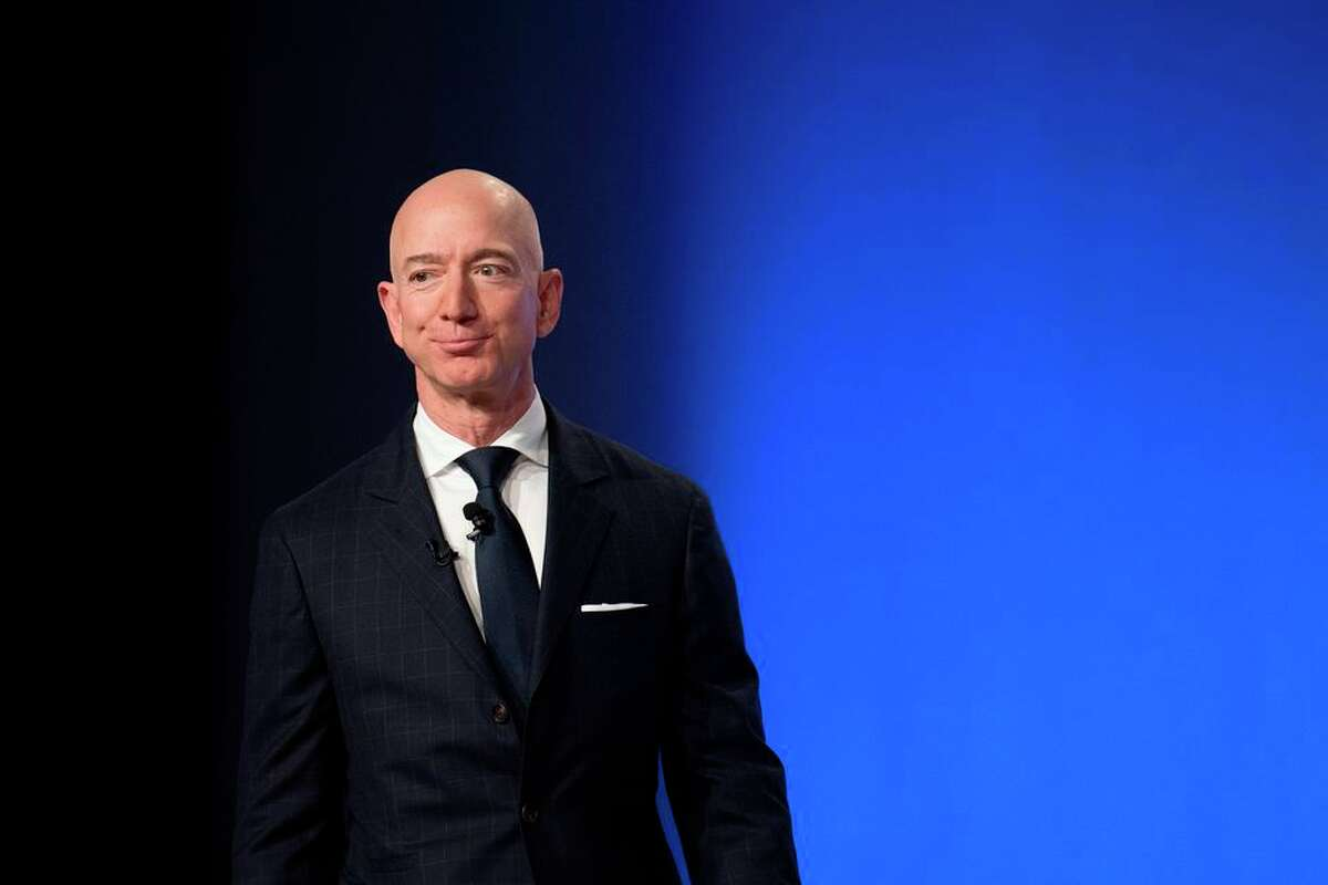 In a sign of how important hiring and the politics surrounding it have become for the company, the release Monday included a quote from Jeff Bezos, Amazon's founder and chief executive. Usually, Bezos' top deputies or other company executives are quoted in such announcements or made available for interviews with the news media.