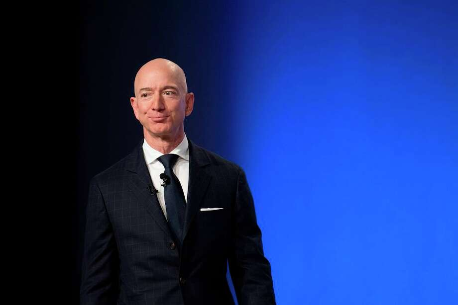 In a sign of how important hiring and the politics surrounding it have become for the company, the release Monday included a quote from Jeff Bezos, Amazon's founder and chief executive. Usually, Bezos' top deputies or other company executives are quoted in such announcements or made available for interviews with the news media. Photo: Jim Watson/AFP/Getty Images