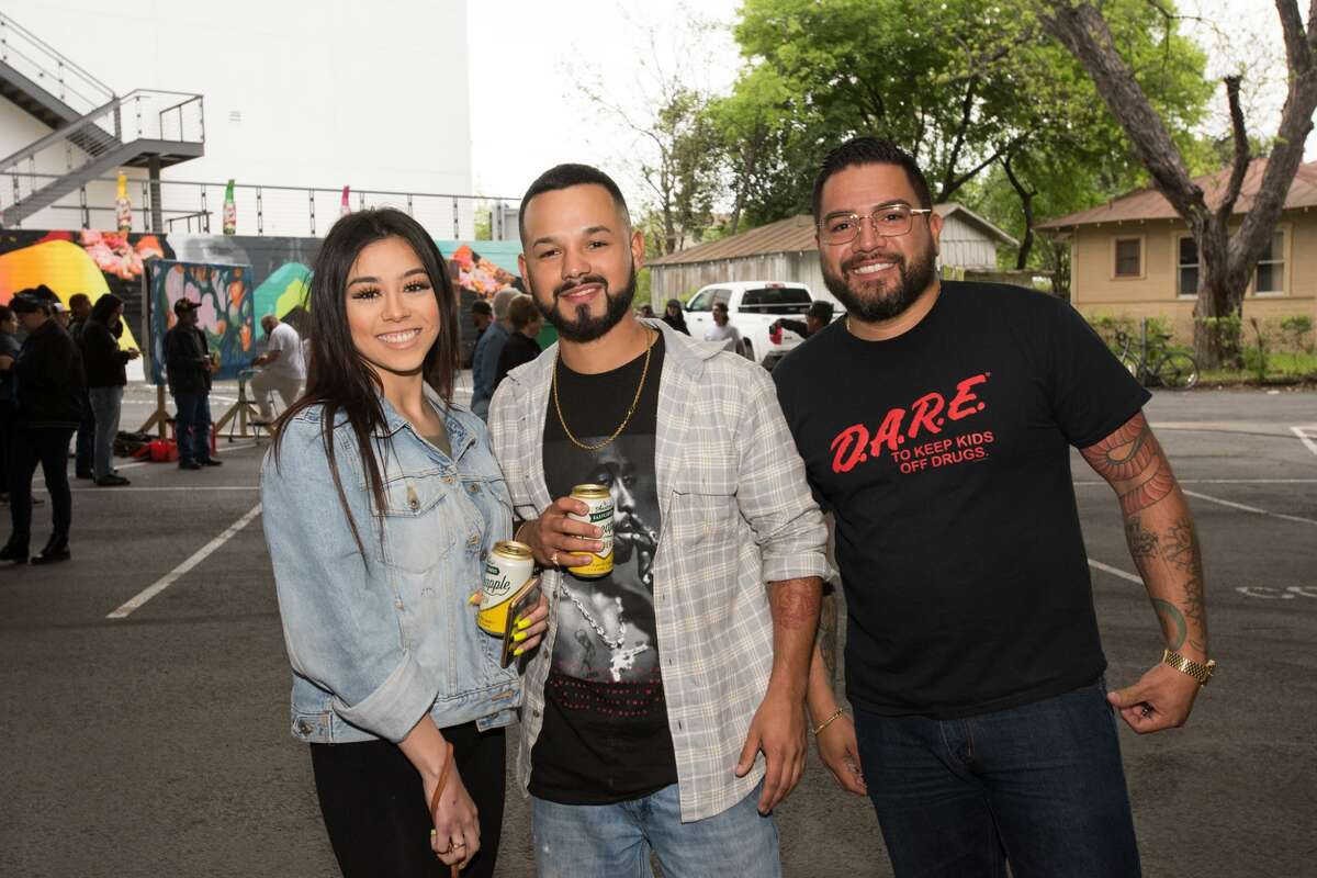 On Saturday, March 30, the San Antonio Street Art Initiative celebrated the second phase of its Murals & Music @ Midtown project.
