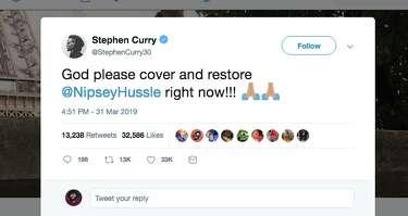 Spurs' DeMar DeRozan reacts to death of friend Nipsey Hussle
