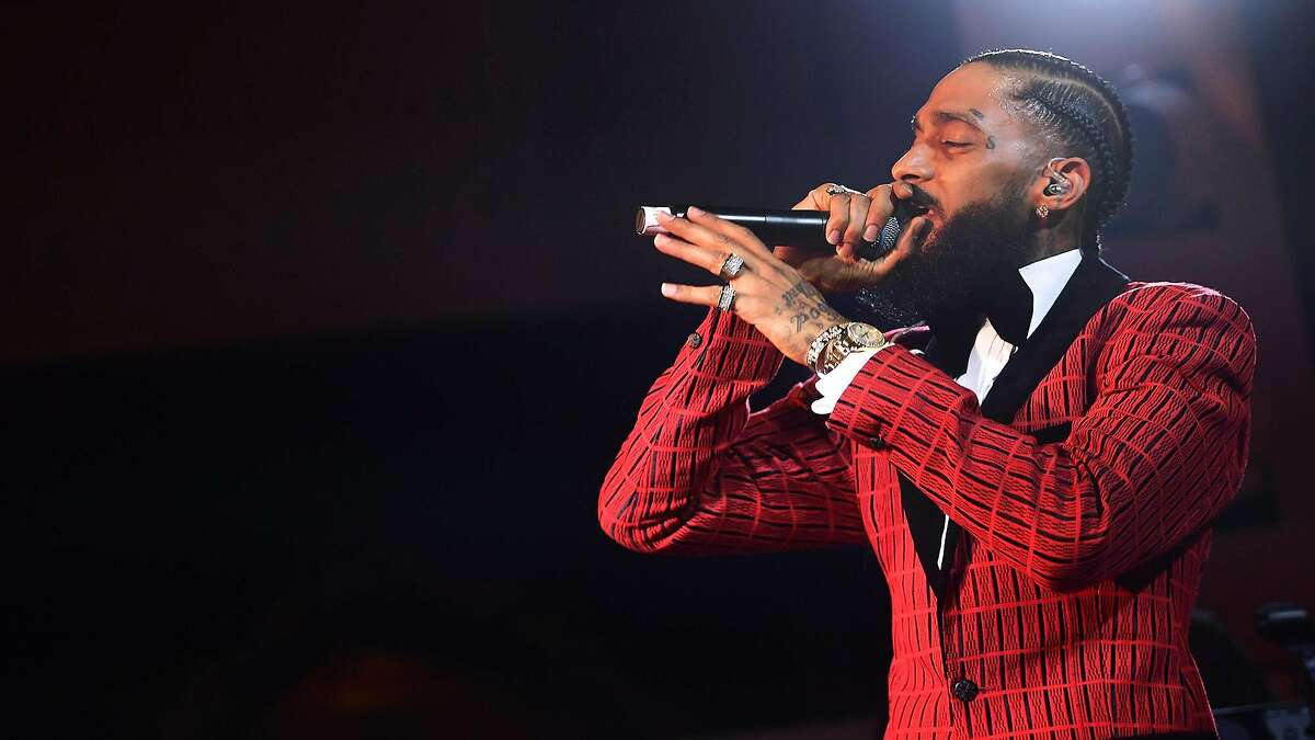 23. Rapper Nipsey HussleWikipedia page visits: 11,308,502 L.A. rapper and activist Nipsey Hussle found critical and commercial success with his 2018 album
