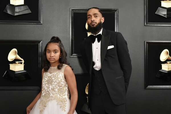 L A  rapper Nipsey Hussle is dead at 33 after shooting