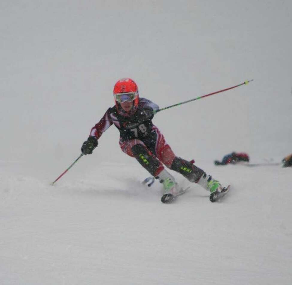 Hunter Montgomery of Queensbury is one of the Times Union's 2018 Athletes of the Year for the sport of skiing.