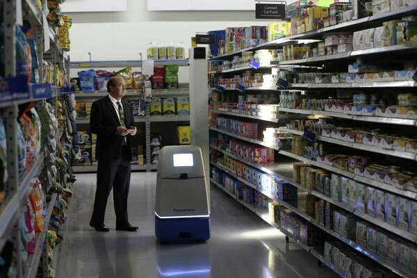 Robots Scanners Towers Here S How Technology Is Changing Retail Expressnews Com