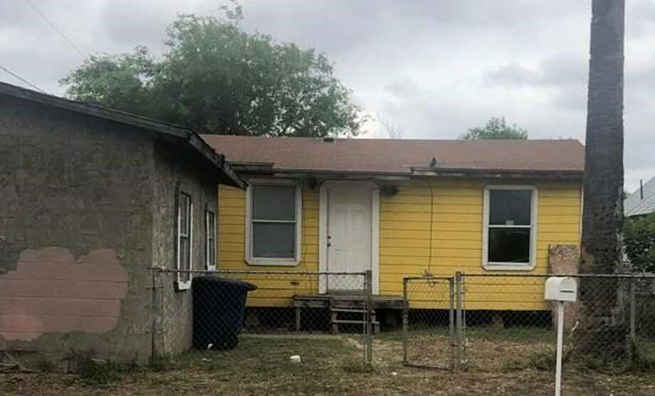 Shown is the residence which harbored the migrants in the 300 block of East San Carlos. Photo: Courtesy Photo
