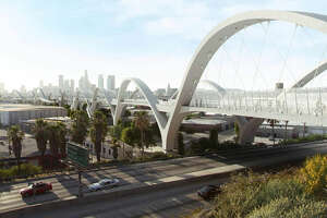 Cemex USA of Houston will provide concrete for the Sixth Street Viaduct Bridge project in Los Angeles. The iconic bridge has served as a backdrop in several feature films.