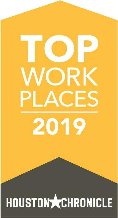 Houston Chronicle Top Workplaces 2019 Photo: Houston Chronicle