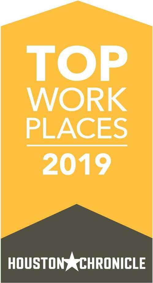 Houston Chronicle Top Workplaces 2019 Photo: Houston Chronicle