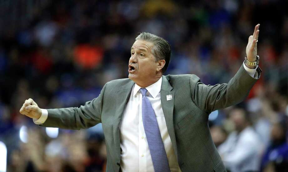 1. John Calipari, Kentucky