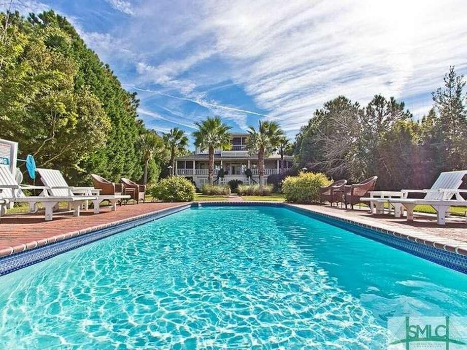 """Birdbox"" star Sandra Bullock is reportedly listing her oceanfront beach house on Tybee Island for $6.5 million. Photo: Erik Gunther/Realtor.com"