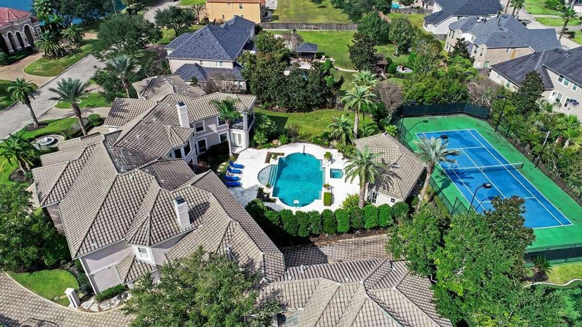 Katy:2715 Silverhorn Drive List price: $1.9 million Square feet: 10,290