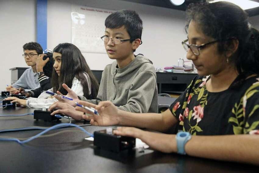 1. Basis San Antonio- Shavano Campus (Basis Texas) Texas rank: No. 9 National rank: No. 91
