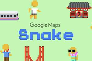 "For the next week in the Google Maps app, you can play a version of the nostalgic arcade game ""Snake"" – and the best part – one of the cities you can choose as a destination to play the game in is San Francisco."