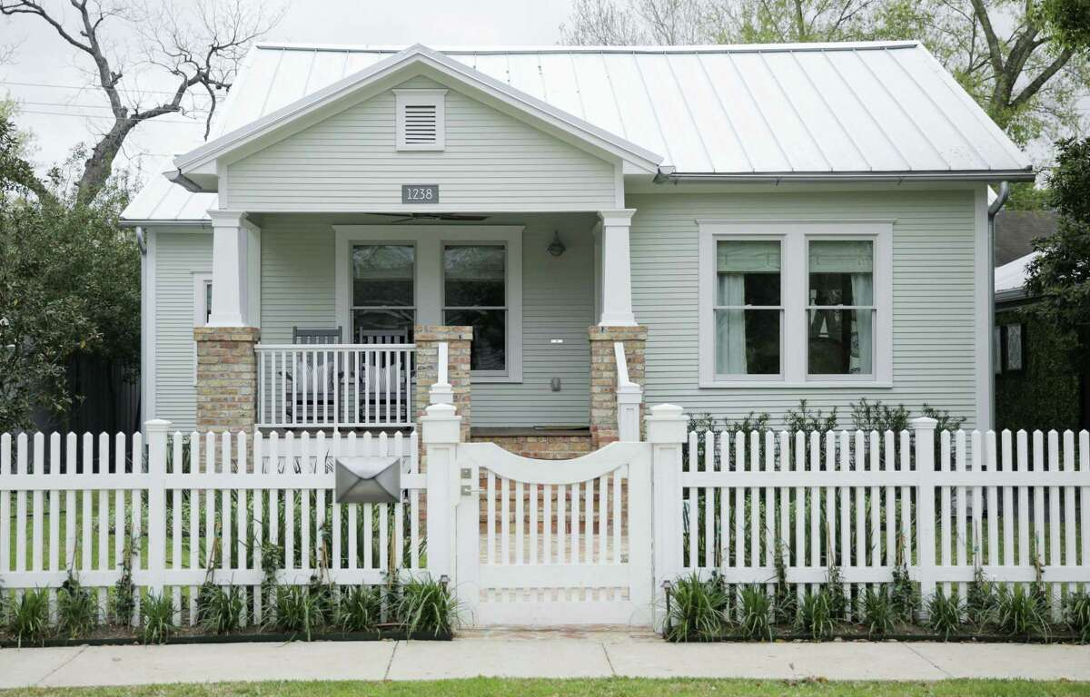 The home of Kristin and Houston Netherland will be one of several homes on the 2019 Spring Heights Home and Garden Tour. The home was built in 1920 bungalow and was recently renovated and expanded.