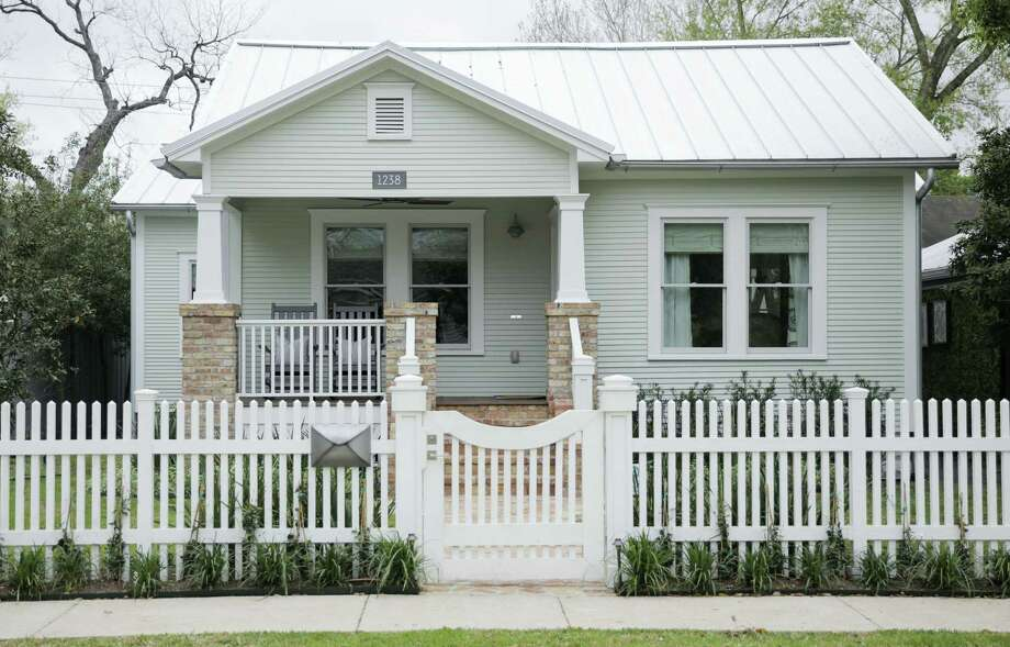 A Spring Heights Home. The taxes on a home with average market value in Texas were among the highest in the country. Photo: Elizabeth Conley, Houston Chronicle / Staff Photographer / © 2018 Houston Chronicle