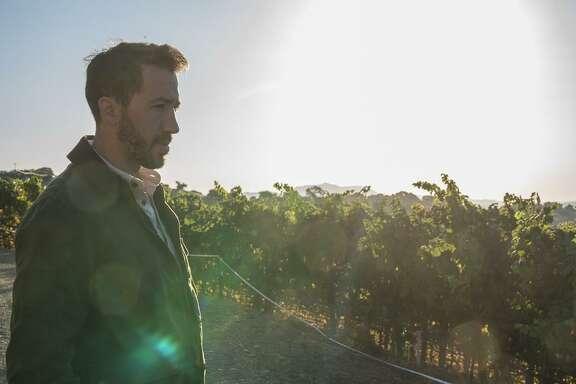Winemaker Jesse Katz