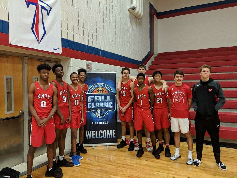 The Katy boys basketball team added to its postseason accolades as senior Cedric Martinez made the elite tier on the Texas High School Coaches Association all-state academic team. The Tigers previously had two all-district selections in Steve Fontenette and Justus Mouton. Photo: Dr. Sonny Mouton / Dr. Sonny Mouton
