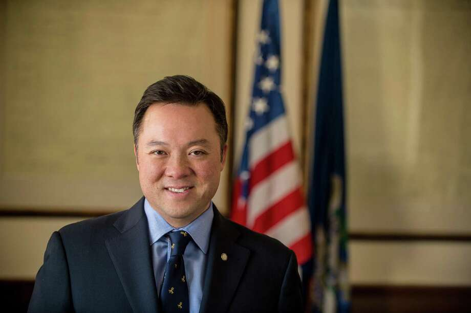 Connecticut Attorney General William Tong opposes Purdue Pharma's plan to pay out tens of millions of dollars in employee bonuses. Photo: Contributed / / ©2015 J. Fiereck Photography, LLC