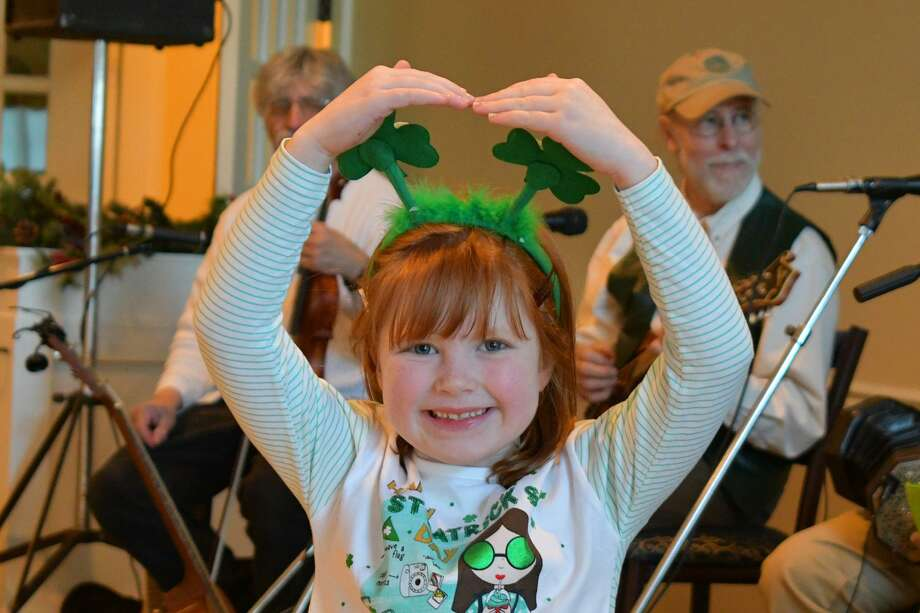 The Center for Cancer Care Fund of the Litchfield Hills and Dr. Terrence Ryan's annual St. Patrick's Day fundraiser was held Saturday at the Torrington Country Club. Guests were treated to an Irish buffet dinner, live entertainment featuring music by David Paton & Friends, the Jack McArdle Irish Step Dancers and a silent auction. For information about the fund, call executive director Ellen Ebbs at 860-567-0160. Photo: Lara Green Kazlauskas / For Hearst Connecticut Media