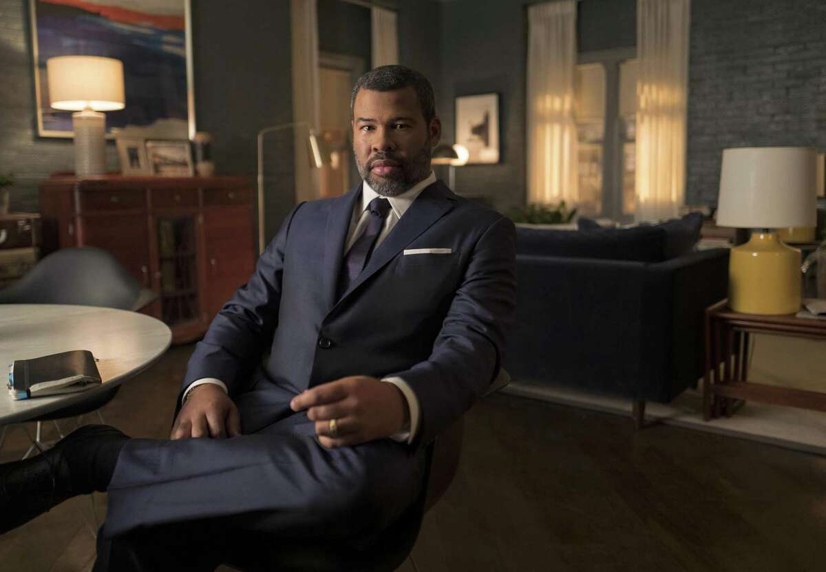 Jordan Peele as The Narrator of the CBS All Access series