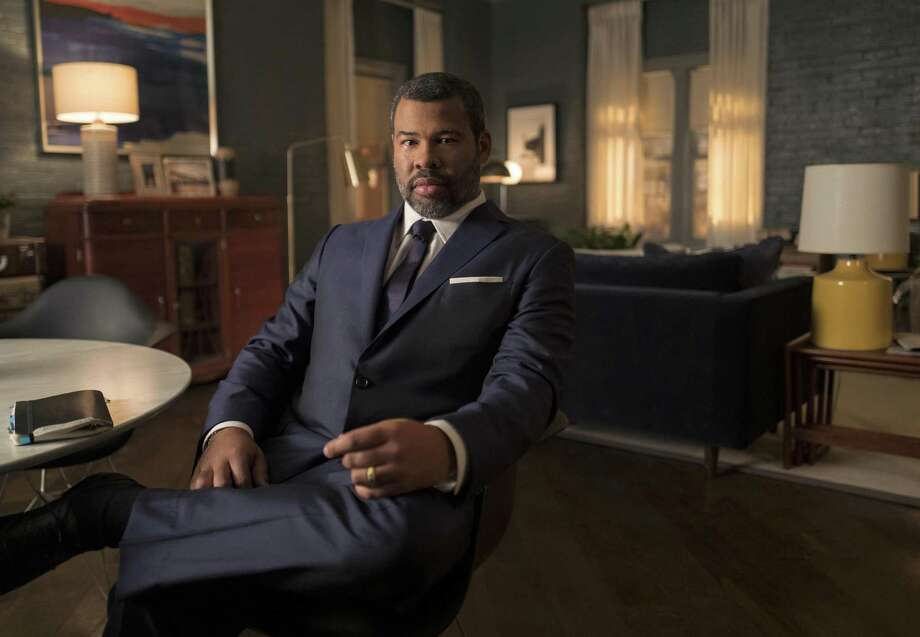 "Jordan Peele as The Narrator of the CBS All Access series ""The Twilight Zone."" Photo: Robert Falconer / CBS / © 2018 CBS Interactive."