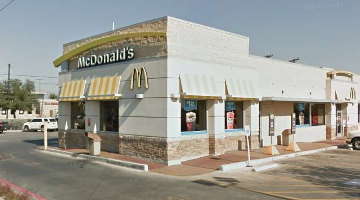 No. 9: McDonald's Average time in seconds: 283.05