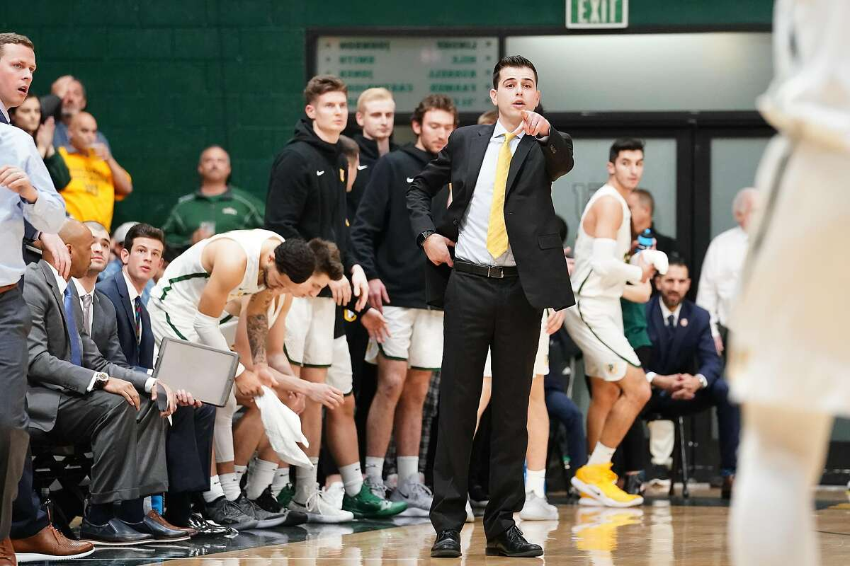University of San Francisco has named Todd Golden as head coach of the Men�s baketball team. Golden has been an assistant to Kyle Smith for the past three seasons. Todd Golden on the sidelines of a USF and Gonzaga game at War Memorial Gym in San Francisco on January 12, 2019.