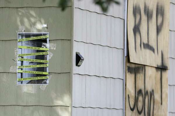 Aftermath of deadly Harding Street drug raid captured in exclusive