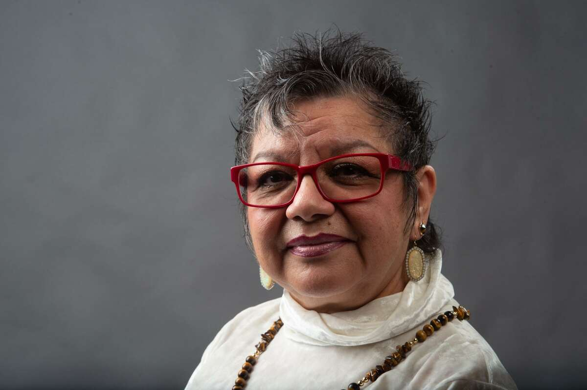 Patricia Castillo is one San Antonio's 2019 Peace Laureates and is the co-founder and executive director of the P.E.A.C.E. Initiative.