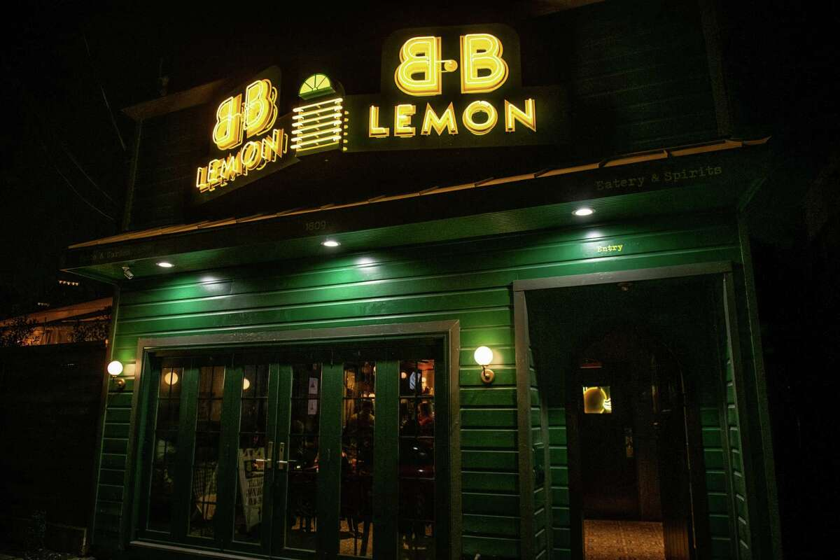 B.B. Lemon, a Berg Hospitality restaurant, is fashioned after neighborhood bars and taverns that owner Benjamin Berg favored when he lived in New York. Berg will open a second B.B. Lemon in Montrose.