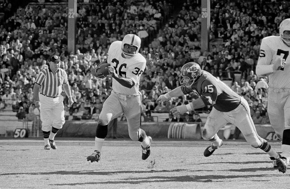 Clem Daniels, who died last week at age 83, was a central figure in a key moment in pro football's complicated racial history.