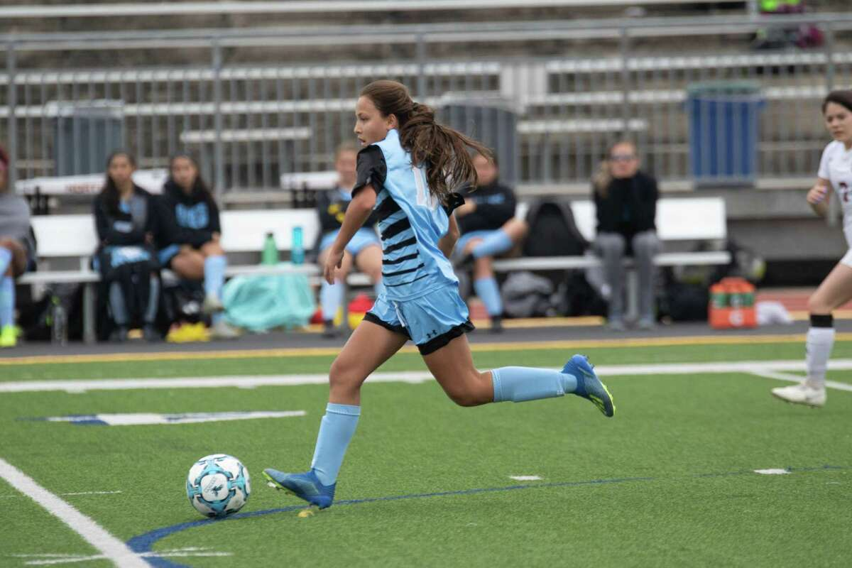 Ava McKay led Harlan to its first postseason win in school history.