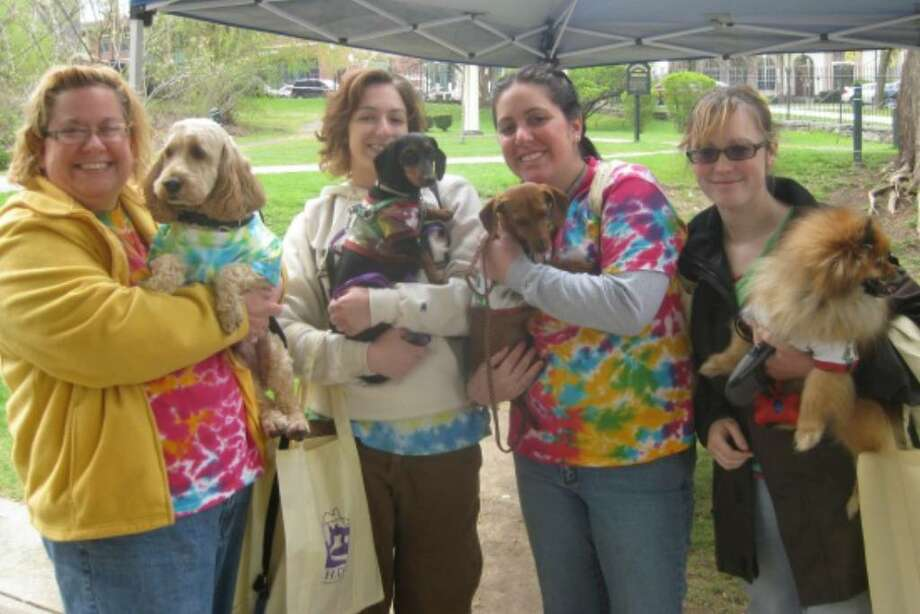 Were you seen at H.O.P.E. Walk and Furry Fun Run? Photo: Mark Ramirez