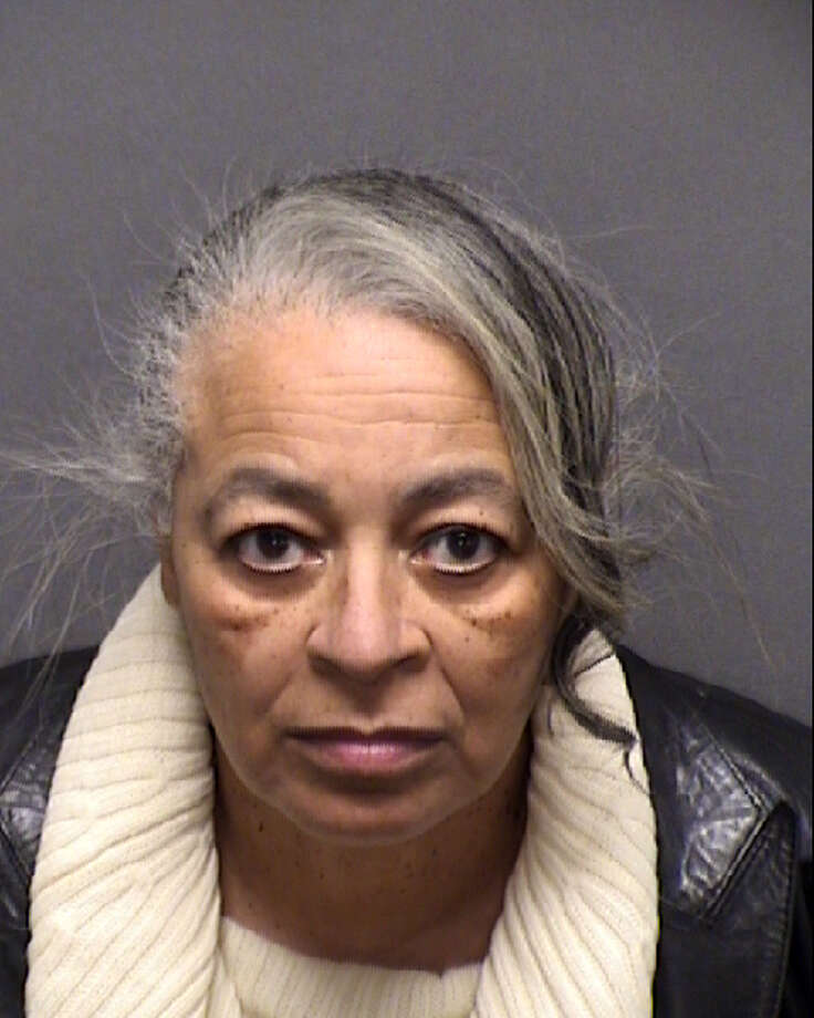 Linda Collier Mason faces charges of intoxication assault and driving while intoxicated, according to online jail records. Photo: Bexar County Jail