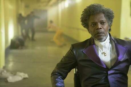 Mr. Glass (Samuel L. Jackson) is back.