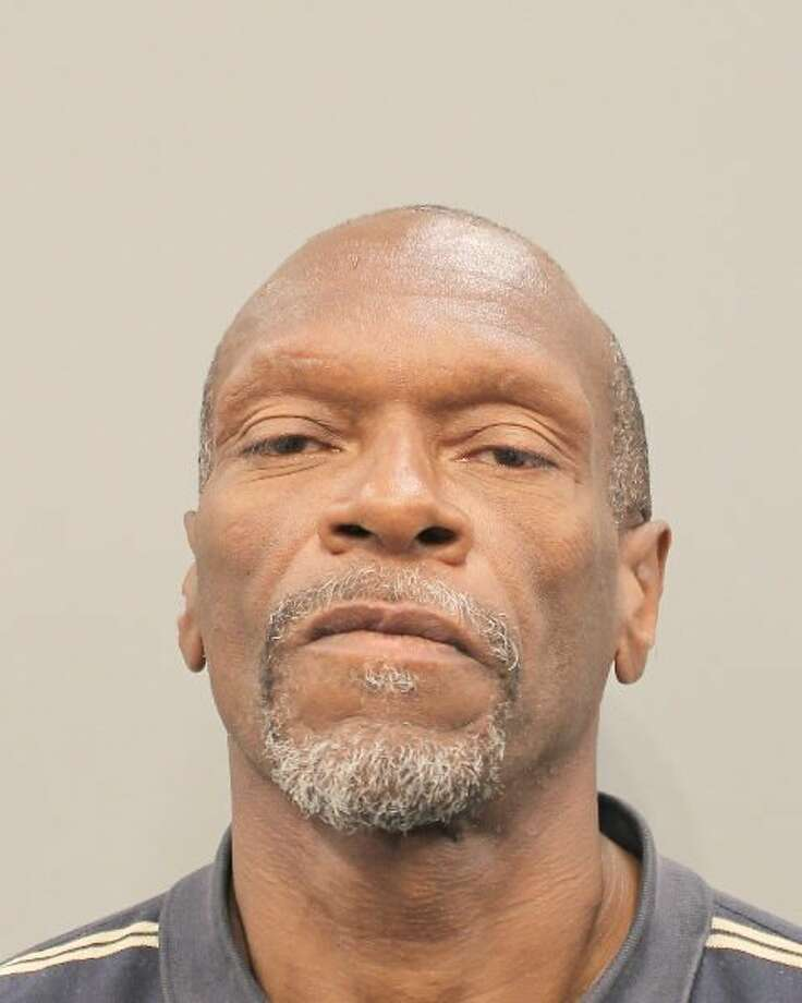 HPD: Suspect Jimmy Randon is charged with aggravated assault w/ a deadly weapon. He's accused of shooting at a man who was cleaning church grounds near Randon's home. Thankfully, no one was hurt. Photo: Houston Police Dept.