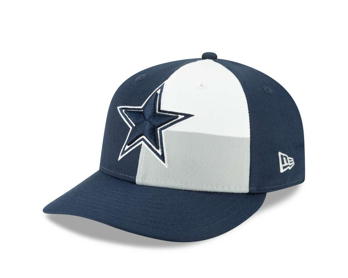 Dallas Cowboys The New Era 2019 On-Stage NFL Draft Collection are the hats the players will be given by their teams at the 2019 NFL Draft.