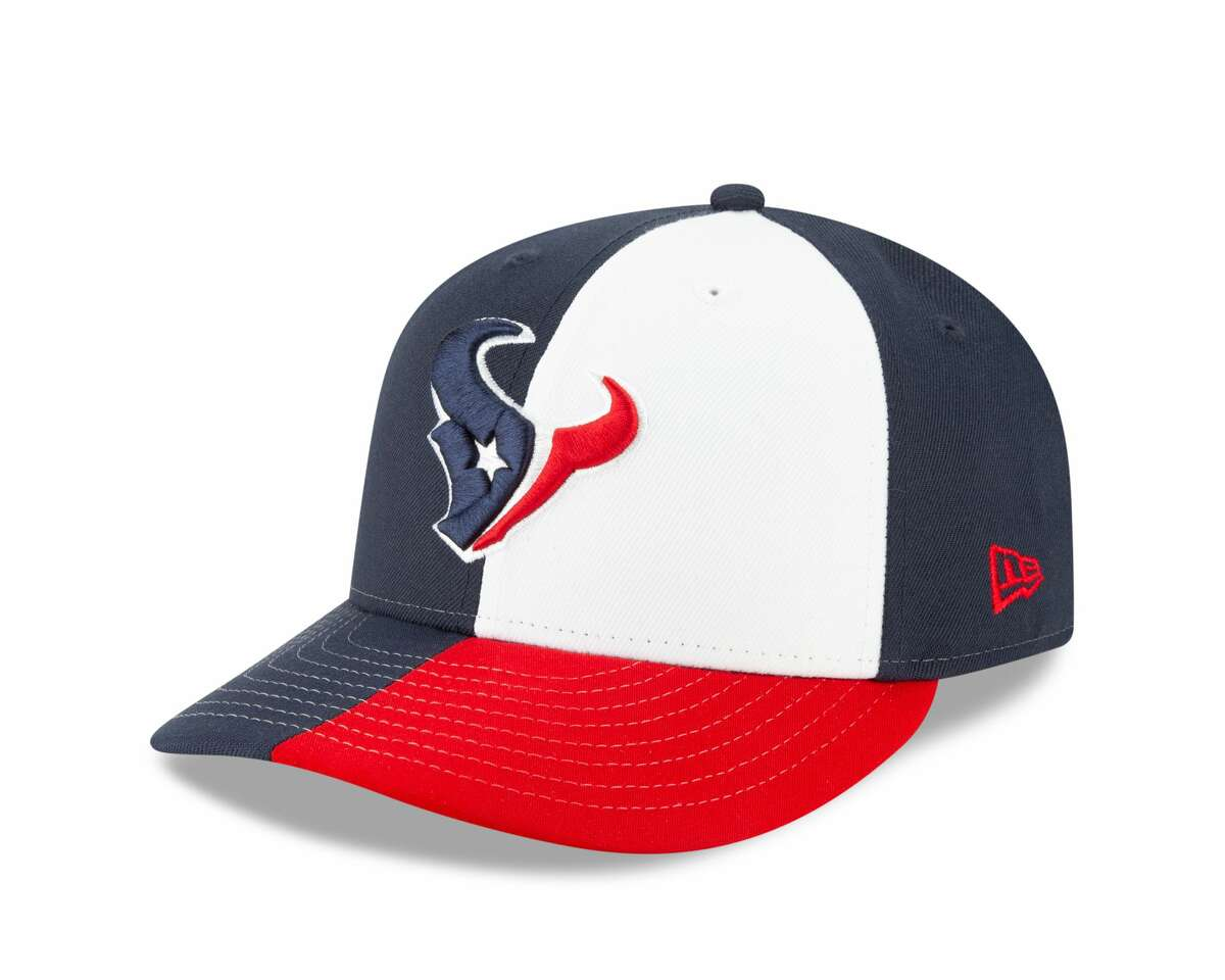 Houston Texans The New Era 2019 On-Stage NFL Draft Collection are the hats the players will be given by their teams at the 2019 NFL Draft