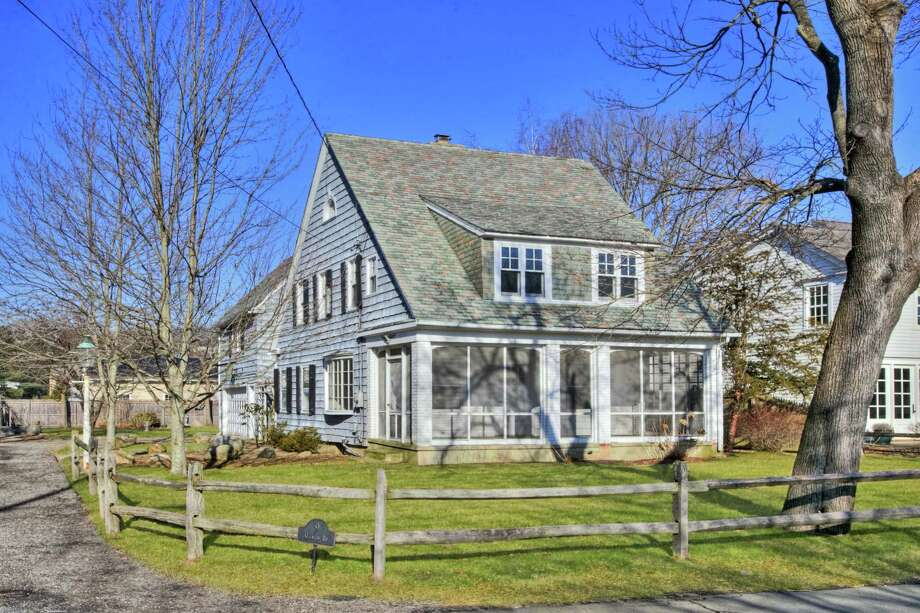 On the Market / Cape Cod-style home twice owned by