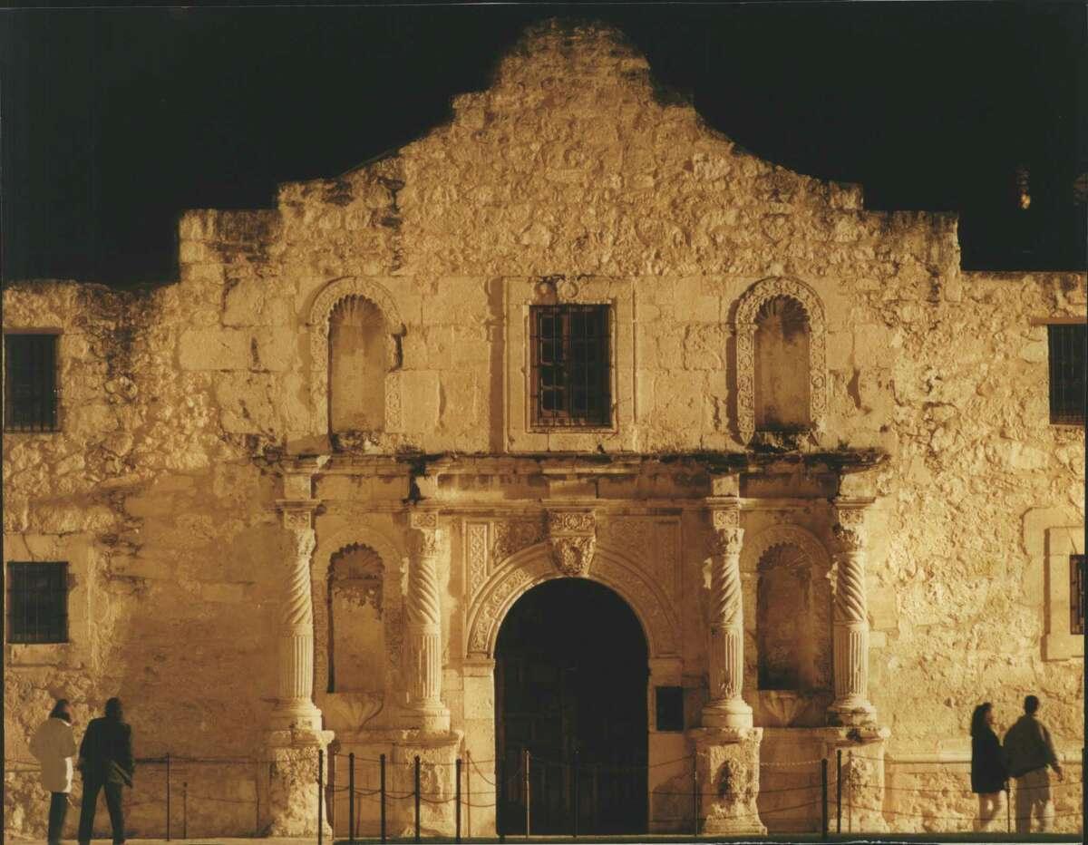 The Alamo, Historical Monument, San Antonio, Texas