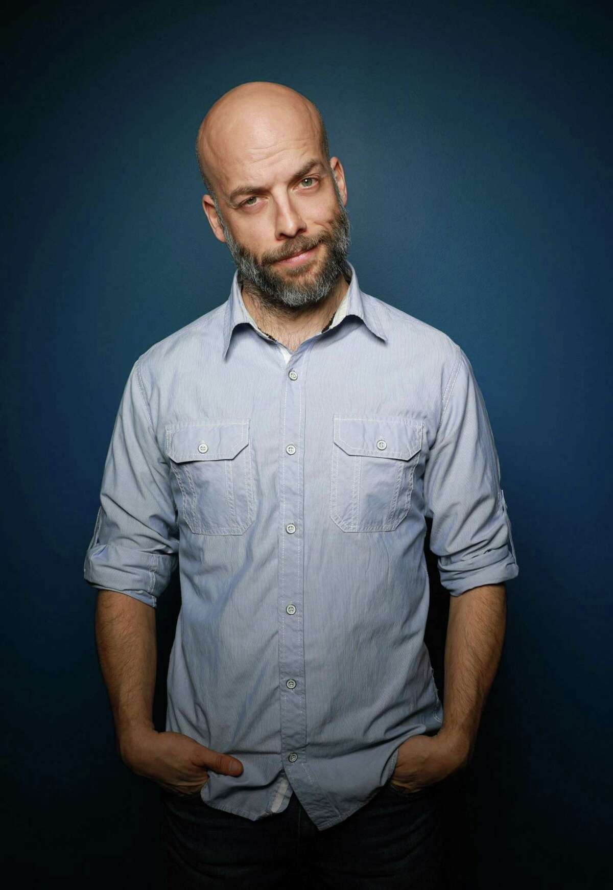 Pete Dominick will headline at The Treehouse Comedy Club at The Westport Inn on April 13.