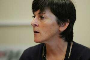 Shelton High School Headmaster Beth Smith