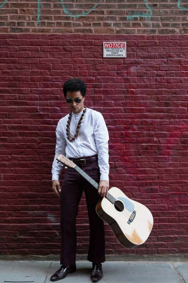 """José James, seen here, brings his show, """"Lean on Me: José James Celebrates Bill Withers,"""" to the Lyman Center in New Haven on April 12. Photo: Janette Beckman / Contributed Photo"""