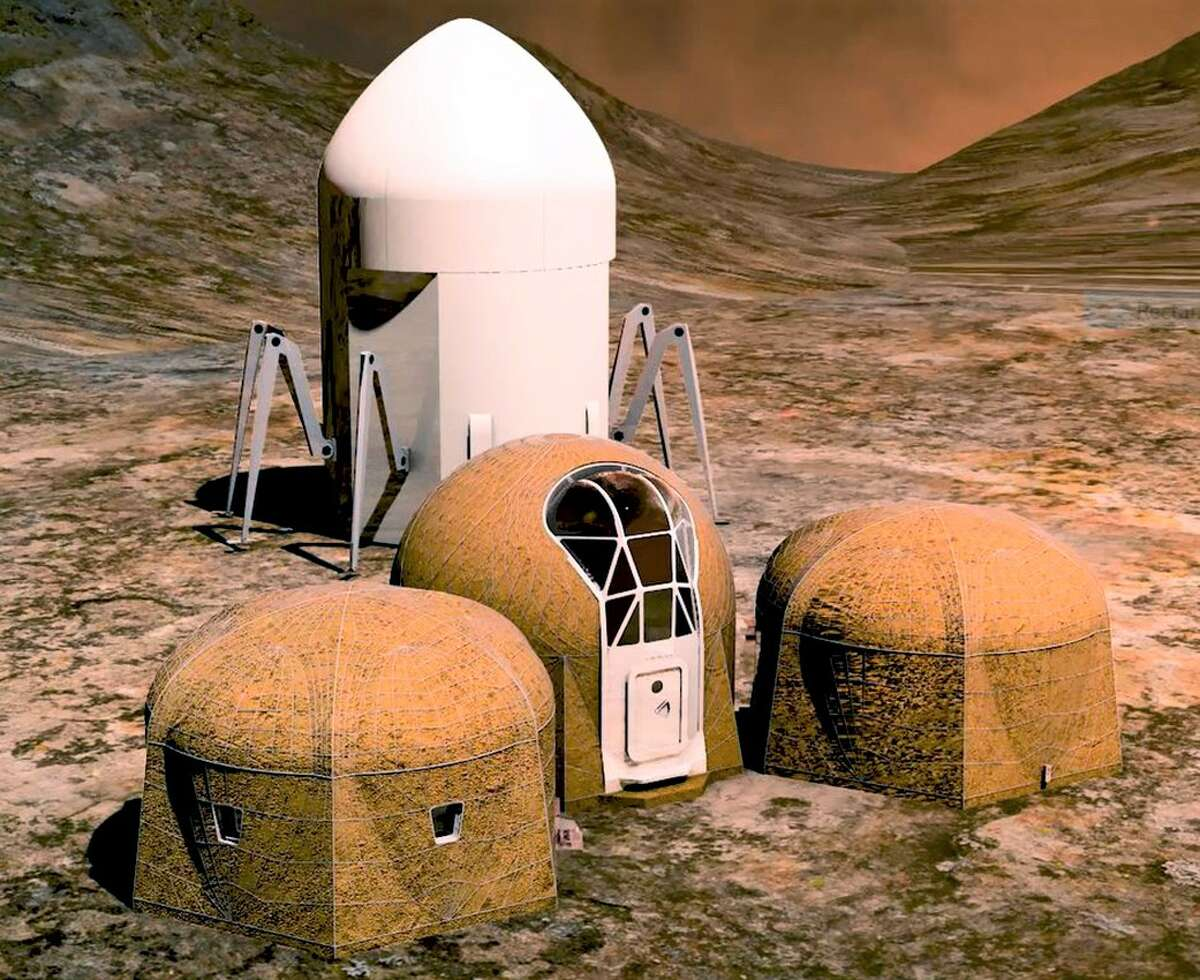 Team Zopherus of Rogers, Arkansas, is the first-place winner in NASA's 3D-Printed Habitat Challenge, Phase 3: Level 1 competition.
