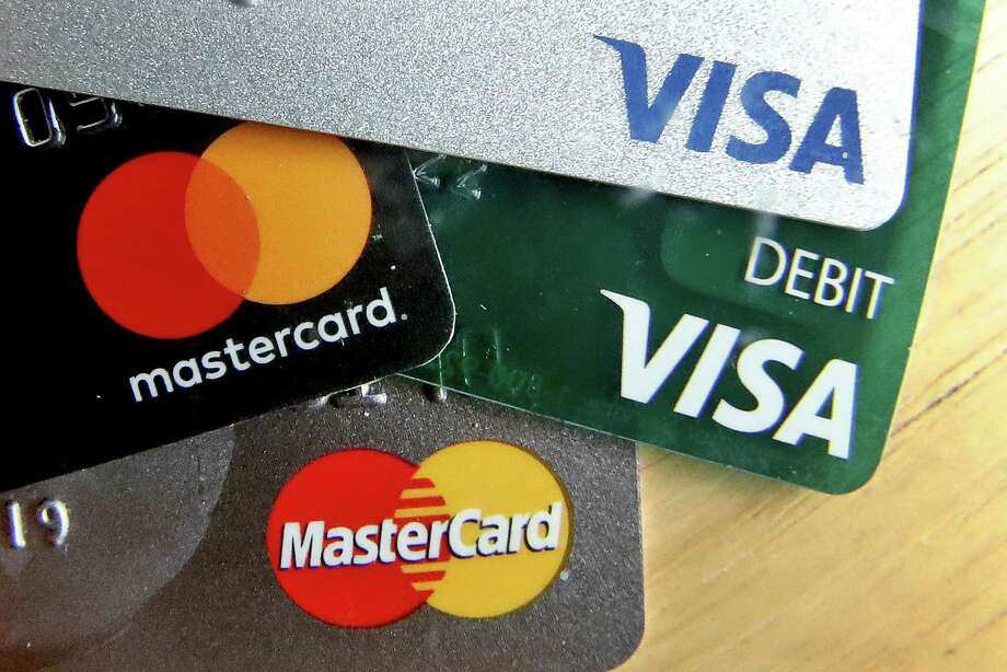 Credit cards Photo: Keith Srakocic / Associated Press / Copyright 2019 The Associated Press. All rights reserved