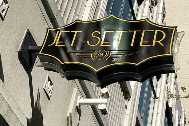 Jet-Setter is located at 229 E. Houston St.
