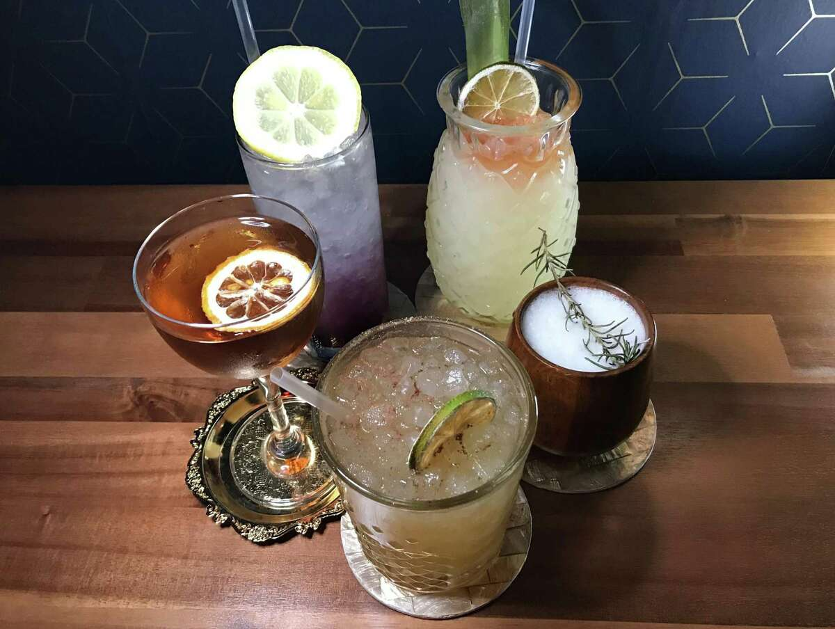Benjamin Krick reopened Jet-Setter the first weekend of April and plans for his other bar Pastiche to follow soon.