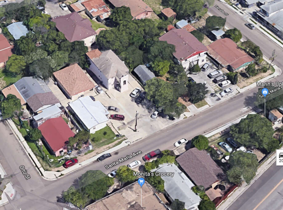 Police are asking for help in the fatal shooting that occurred Sunday in the 4300 block of Santa Maria Avenue in west central Laredo. Photo: Google Maps