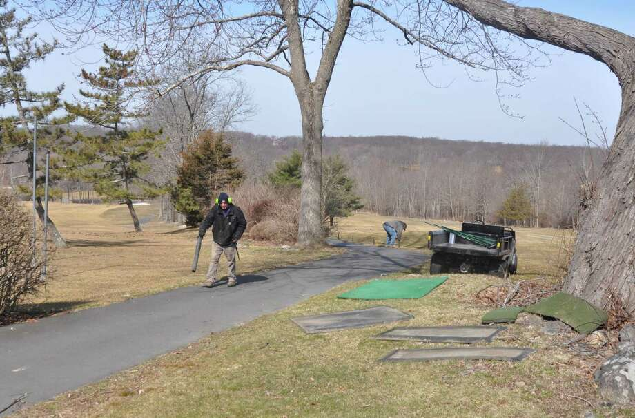 The Ridgefield Golf Course is shown in this file photo. Photo: Macklin Reid /