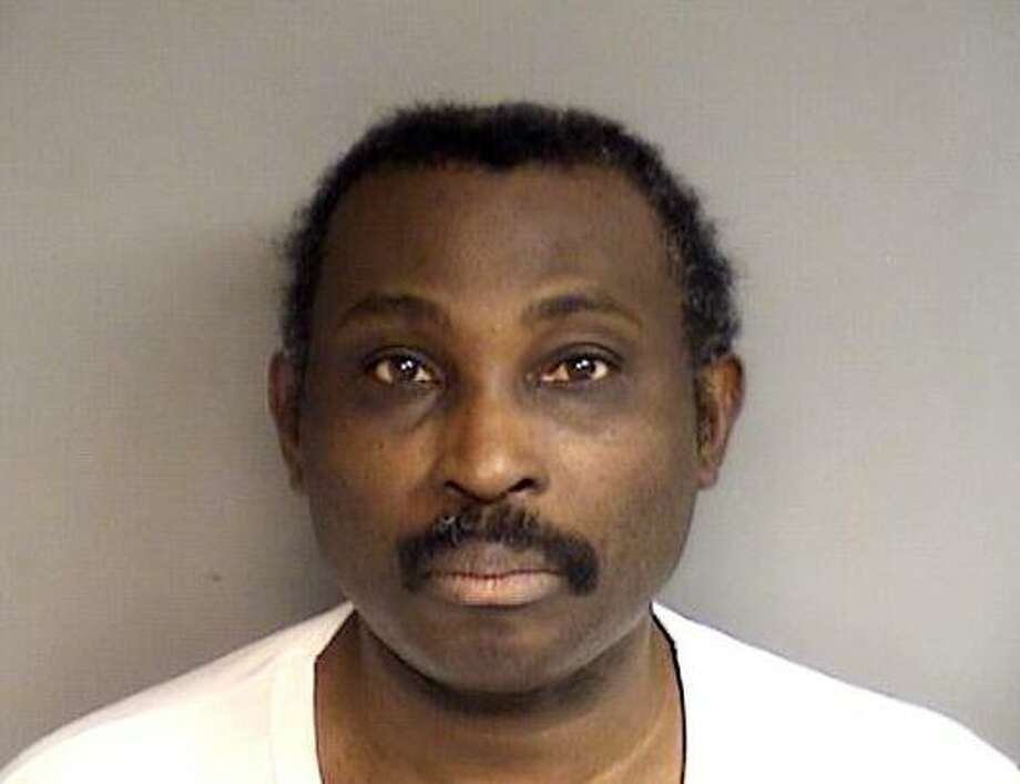 Rony Pierre-Louis, 51, of Seaton Road, in Stamford, Conn.was charged Thursday, may 28, 2015, with public indecency and held in lieu of a $25,000 court appearance bond after a woman at Cummings Beach reported that a man exposed himself to her. Photo: Contributed Photo / Stamford Police Dept / Stamford Advocate  contributed